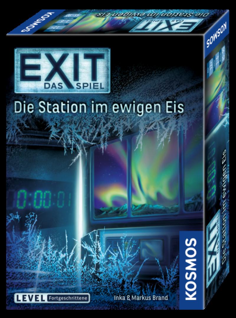 KOSMOS 692865 - EXIT - Das Spiel - Die Station im ewigen Eis
