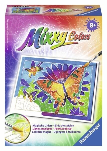 Ravensburger Mixxy Colors - Schmetterling