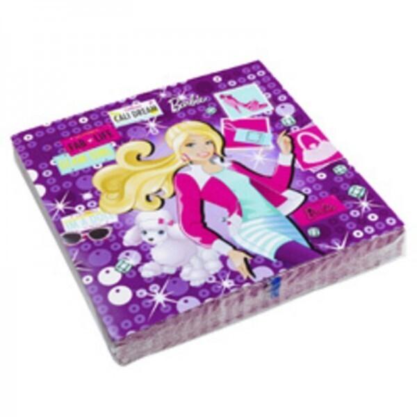 Barbie Servietten