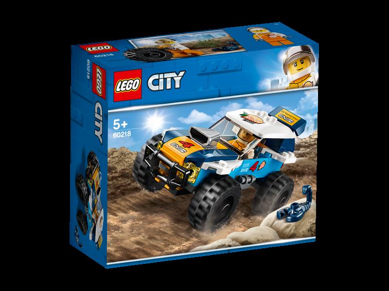 LEGO® CITY 60218 - Wüsten-Rennwagen