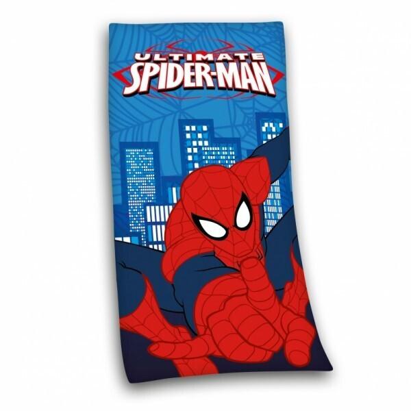 Ultimate Spiderman Badetuch