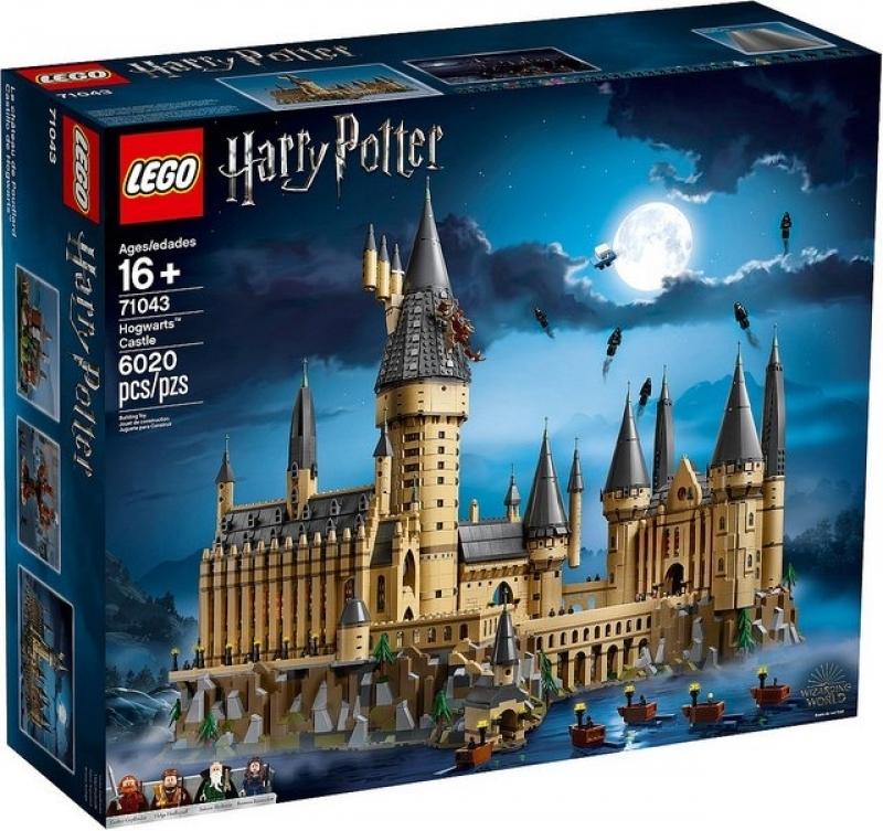 LEGO® Harry Potter 71043 - Harry Potter Hogwarts Castle