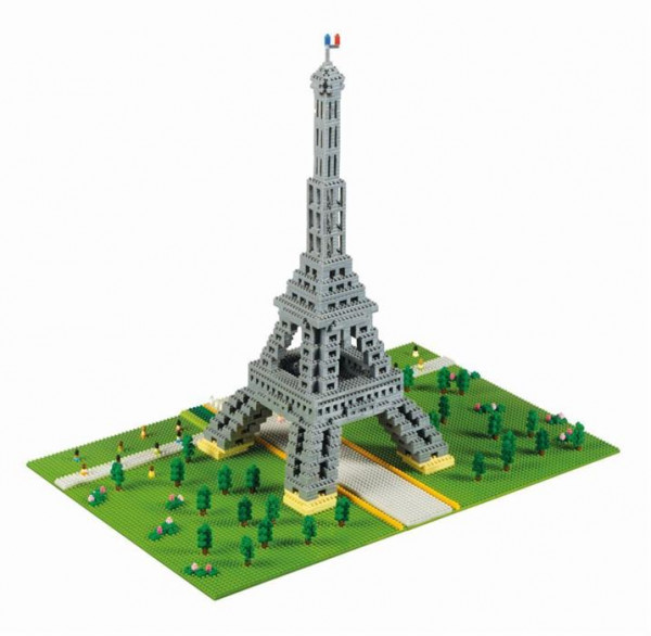 Brixies 230001 - Eiffelturm Collectors Edition