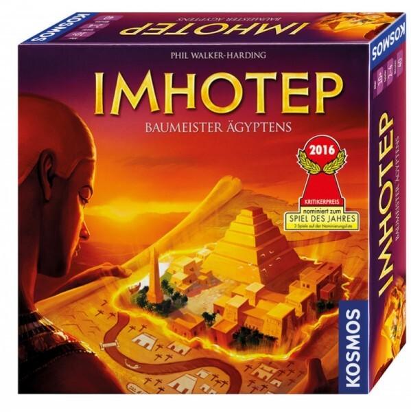 KOSMOS 692384 - Spiel Imhotep