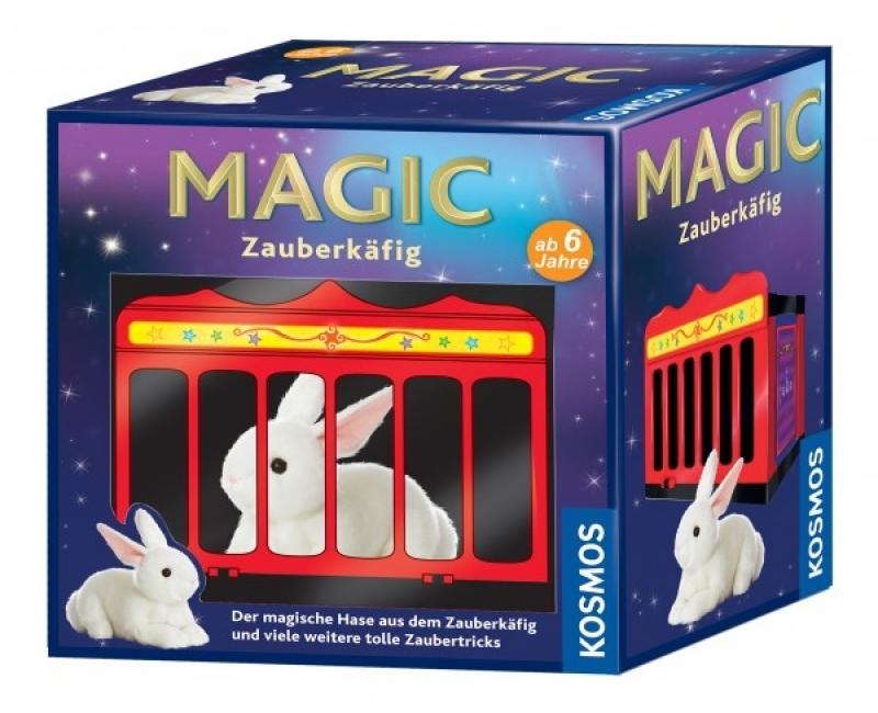 KOSMOS 698843 - Spiel MAGIC Zauberkäfig