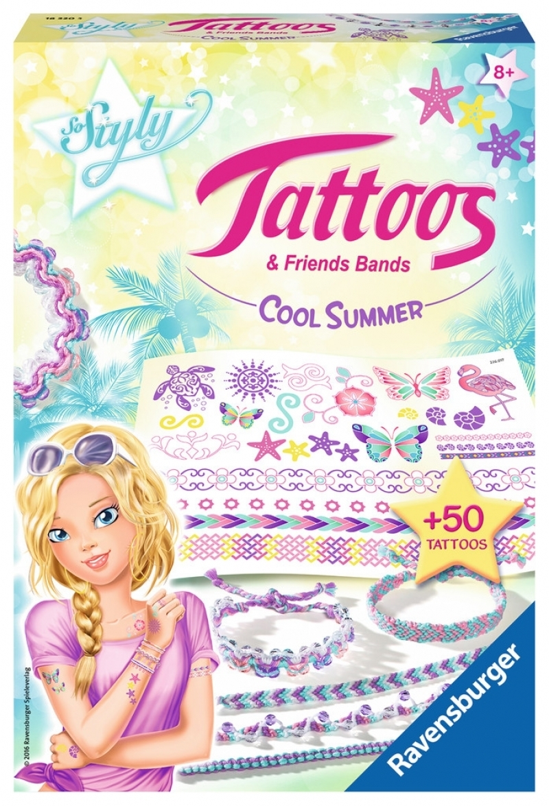 Tattoos & Friends Bands - Cool Summer