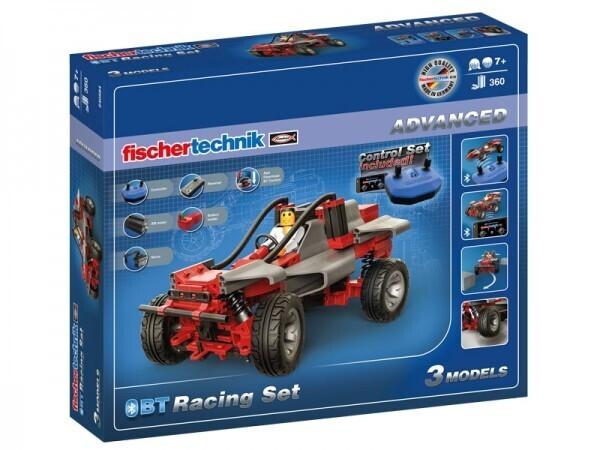 fischertechnik ADVANCED BT Racing Set