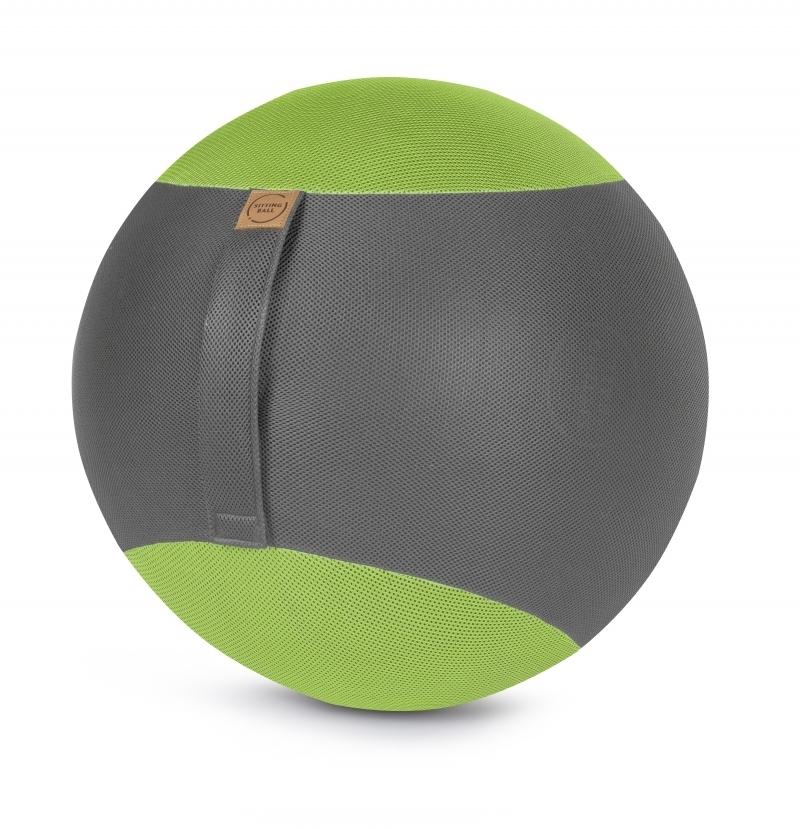 Sitzball - Mesh Tennis grün