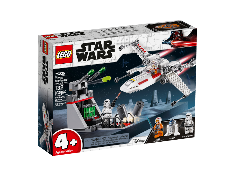 LEGO® Star Wars 75235 - X-Wing Starfighter™ Trench Run