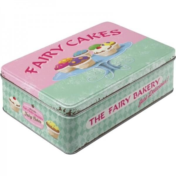 Vorratsdose Fairy Cakes - Fresh every Day
