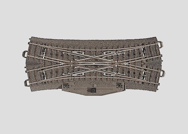 Märklin Spur H0 24624 - Doppelkreuzungsweiche