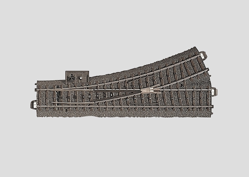 Märklin Spur H0 24611 - Weiche links