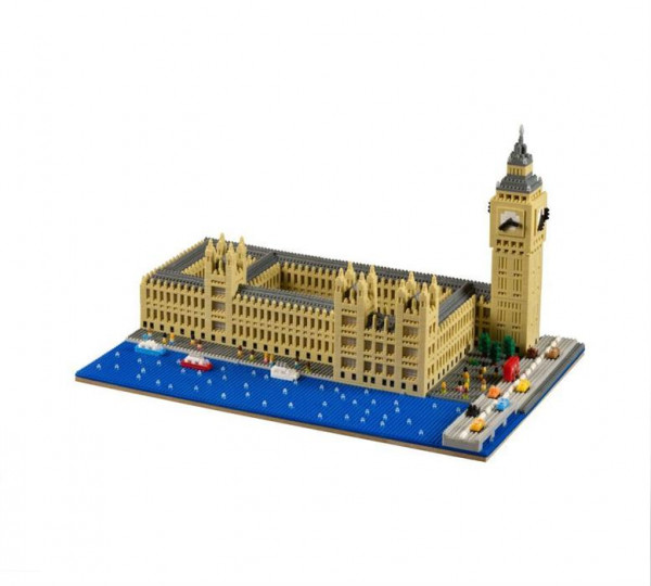 Brixies 230007 - Big Ben London - Collectors Edition