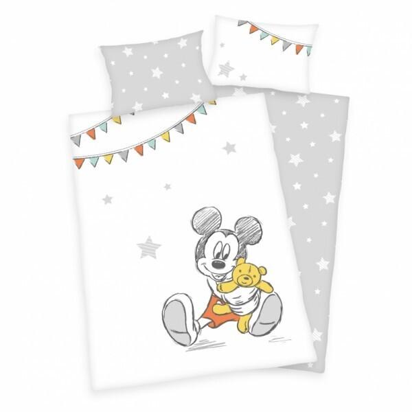 Babybettwäsche - Disney's Mickey Mouse