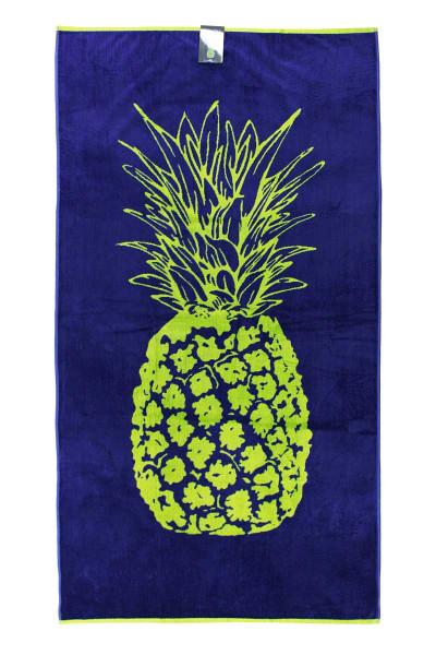 Strandtuch Pineapple