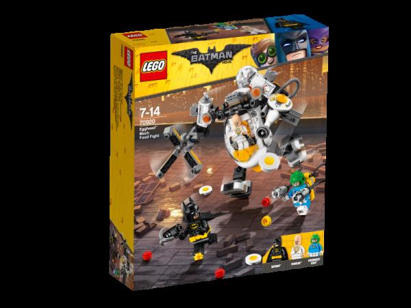 LEGO® Batman 70920 - Egghead™ bei der Roboter-Essenschlacht
