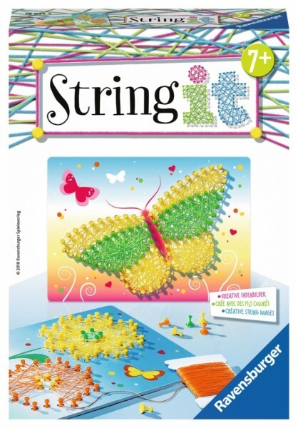 Ravensburger - String It Mini - Butterfly