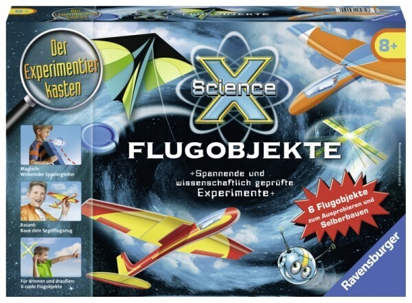 Ravensburger - ScienceX Flugobjekte