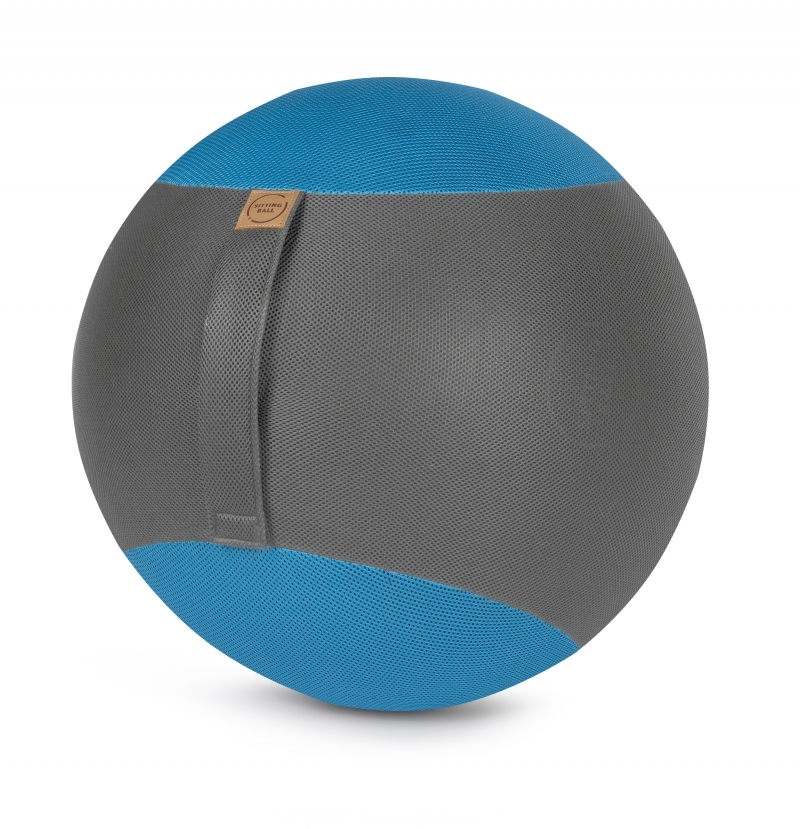Sitzball - Mesh Tennis petrol
