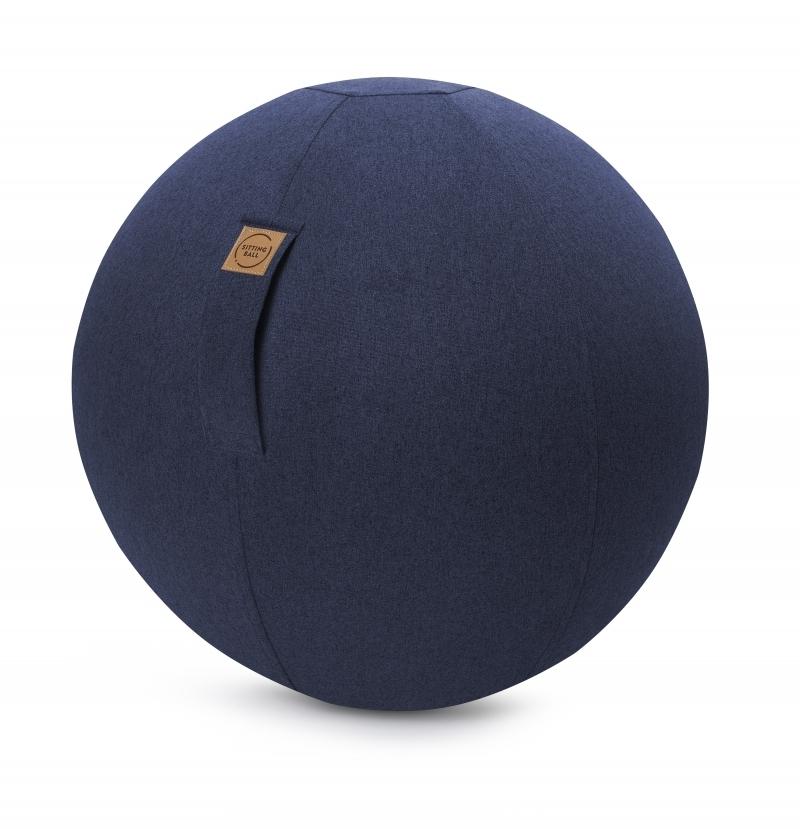 Sitzball - Felt dunkelblau