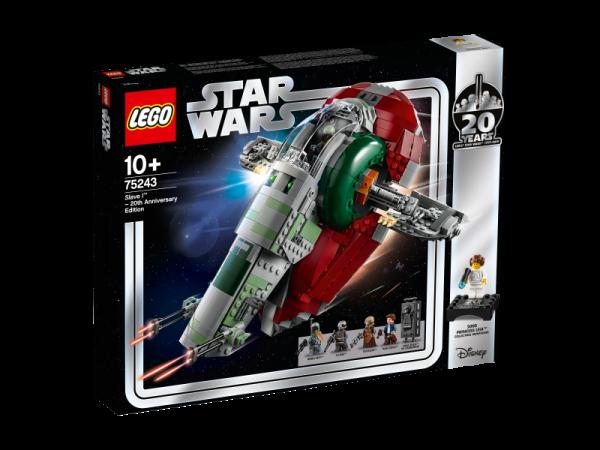 LEGO® Star Wars 75243 - Slave I™ – 20 Jahre LEGO Star Wars