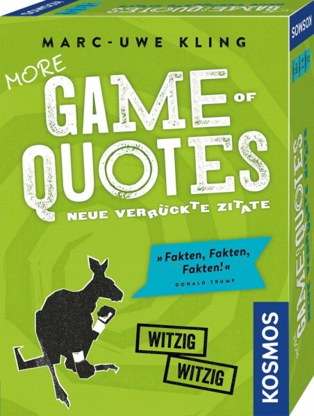 KOSMOS 693145 - More Game of Quotes