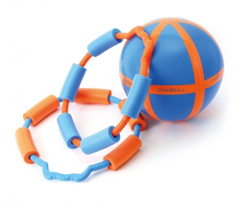 SMAK-A-BALL Set, 2 Fänger +1 Ball