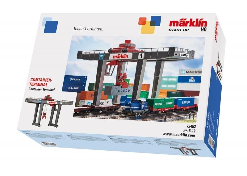 Märklin Start up 72452 - Containerterminal