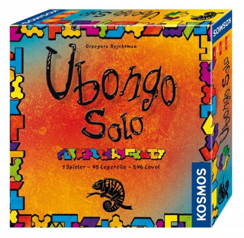 KOSMOS 694203 - Spiel Ubongo Solo