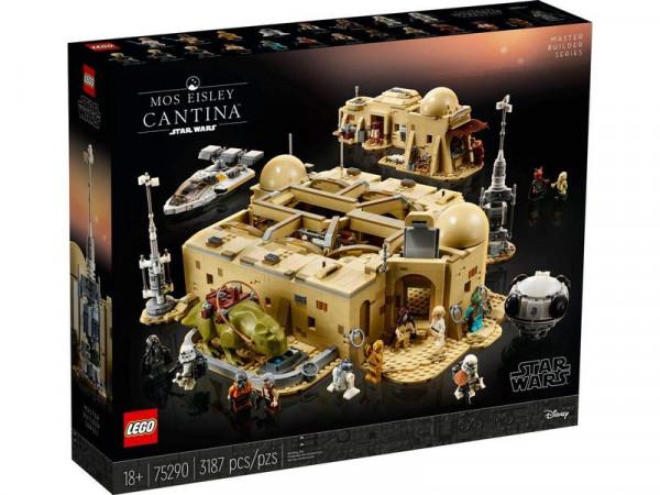 LEGO® Star Wars 75290 - Mos Eisley Cantina