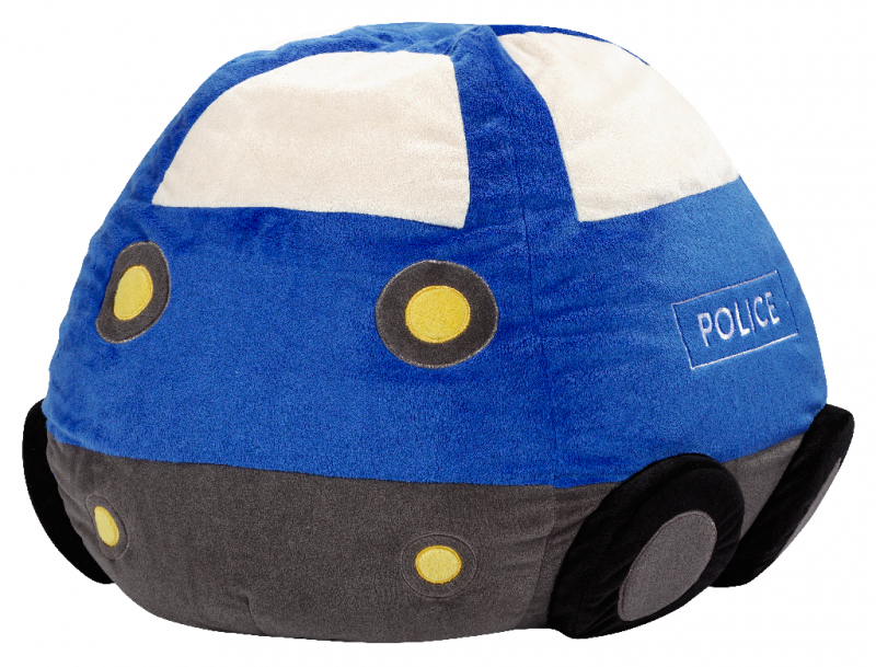 Sitzsack Polizei