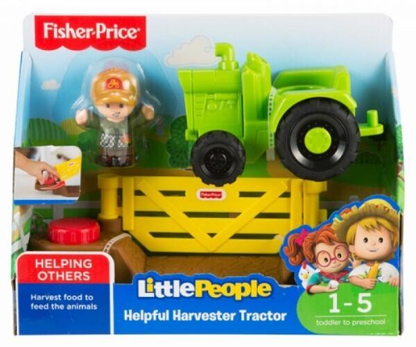 Fisher-Price Little People kleiner Traktor