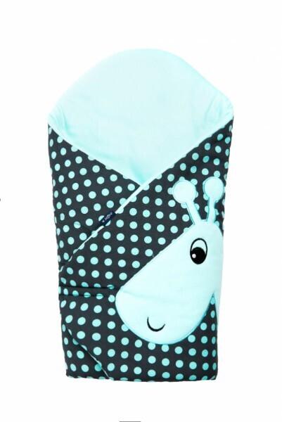 Zaffiro - Schlafsack Baby Wrap