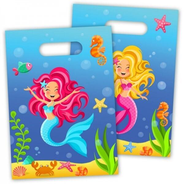Meerjungfrau kleine Tüten