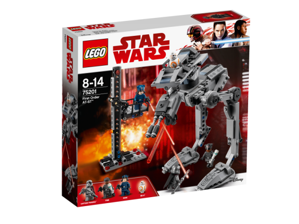 LEGO® Star Wars 75201 - First Order AT-ST™