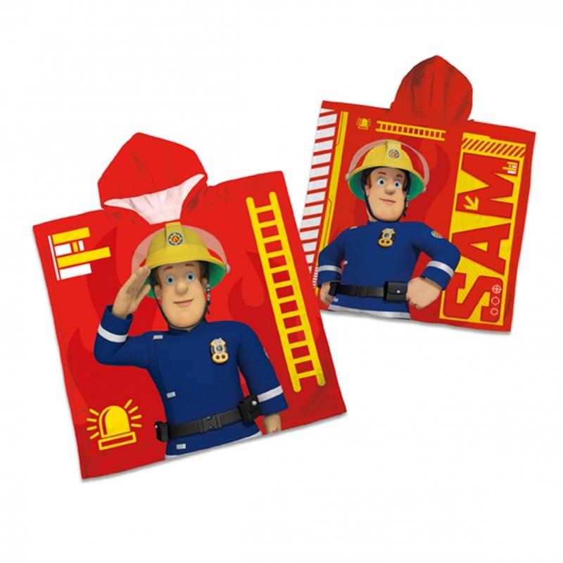 Feuerwehrmann Sam Badeponcho