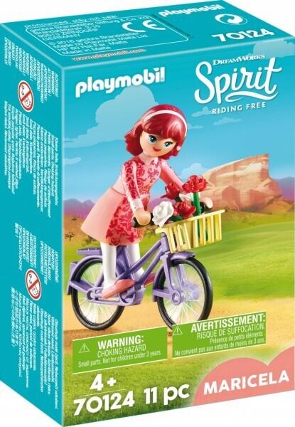 PLAYMOBIL® 70124 Maricela mit Fahrrad