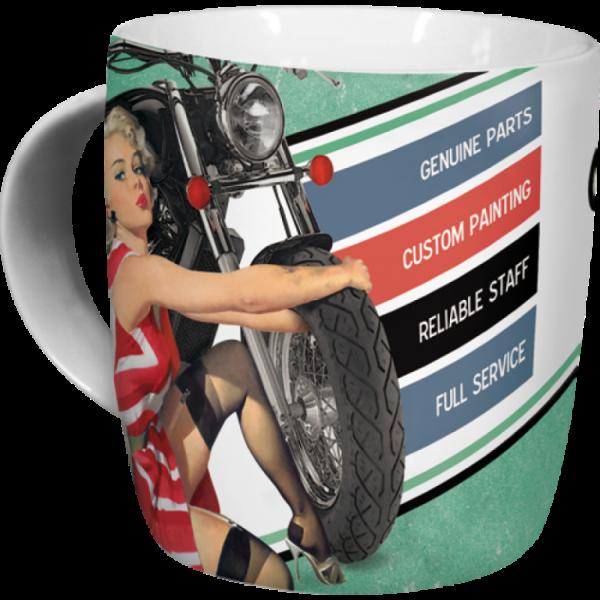 Tasse Best Garage - Green