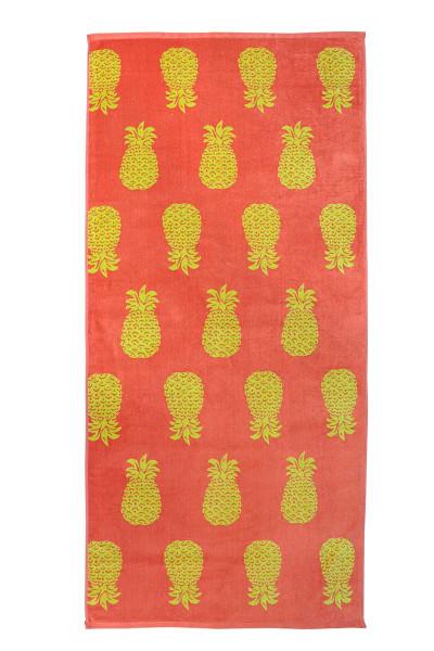 Strandtuch Pineapple Allover