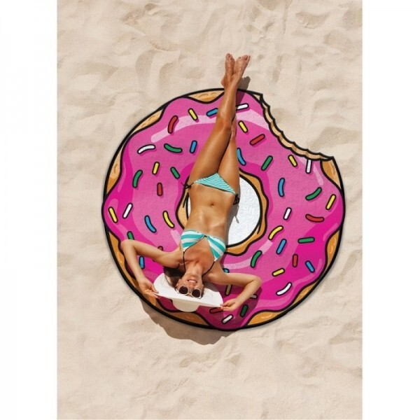Badetuch Donut XXL
