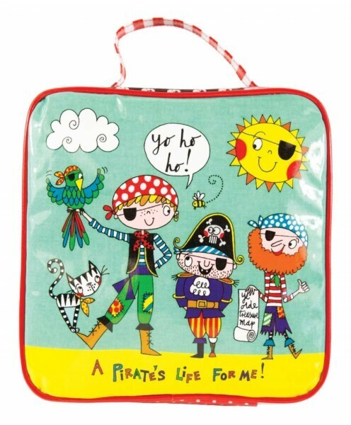 Lunch Bag Piraten