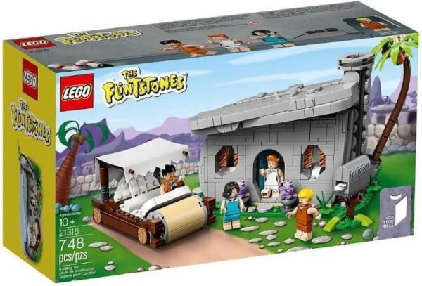 LEGO® Ideas 21316 - The Flintstones - Familie Feuerstein