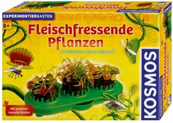 KOSMOS 631611 - Experimentierkasten Fleischfressende Pflanzen