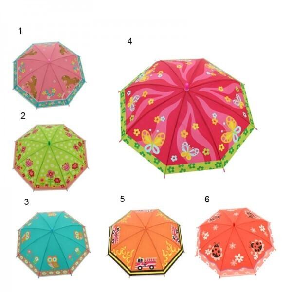 Kinder Regenschirm