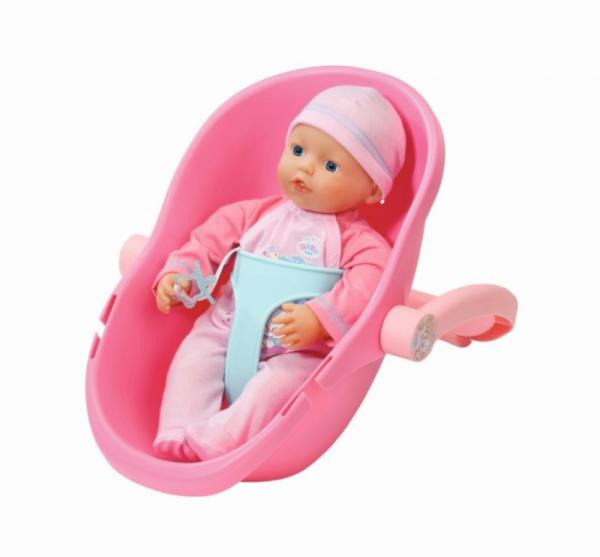 Puppe Supersoft (32 cm) im Sitz