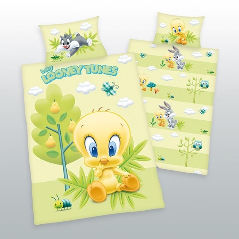 Babybettwäsche - Looney Tunes