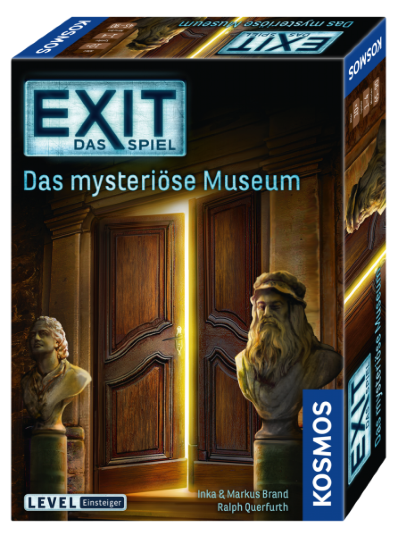 KOSMOS 694227 - EXIT - Das Spiel - Das mysteriöse Museum