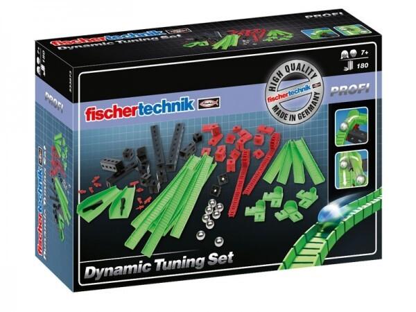fischertechnik PROFI Dynamic Tuning Set - Kugelbahn