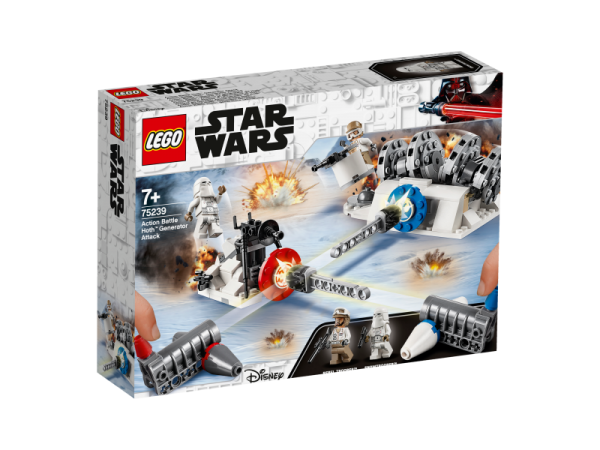 LEGO® Star Wars 75239 - Action Battle Hoth™ Generator-Attacke