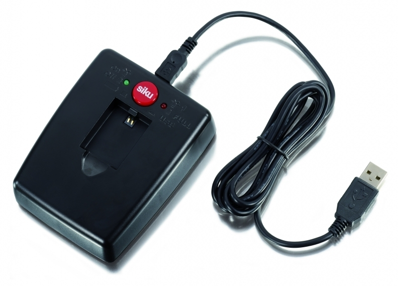 Siku 6806 Ladegerät für 6805 mit USB-Kabel